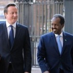 Somali President and Cameron