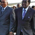 Mugabe and Zuma